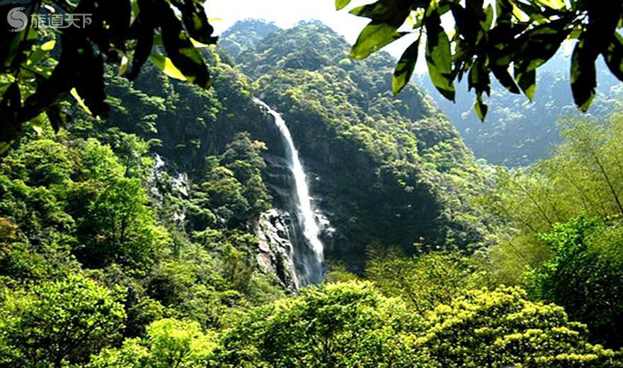 太平山瀑布