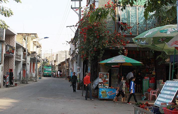 陵水县城老街
