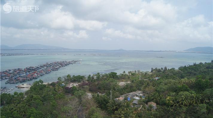 陵水南湾猴岛