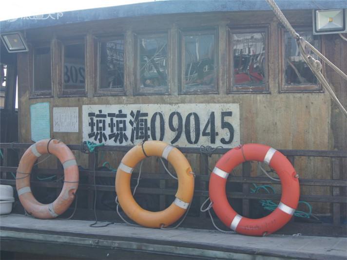潭门渔港渔船